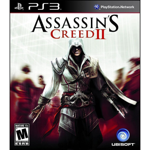 Assassin's Creed II - PS3 - USED