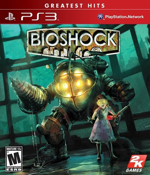 Bioshock - PS3 - Greatest Hits - USED