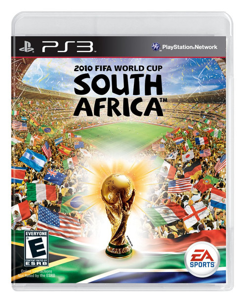 2010 FIFA World Cup South Africa - PS3 - USED