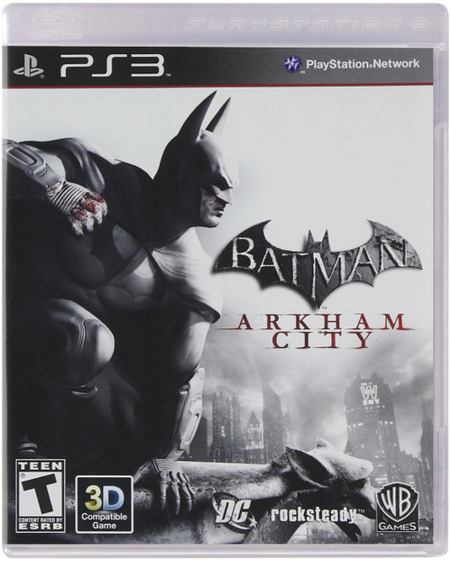 Batman: Arkham City - PS3 - USED
