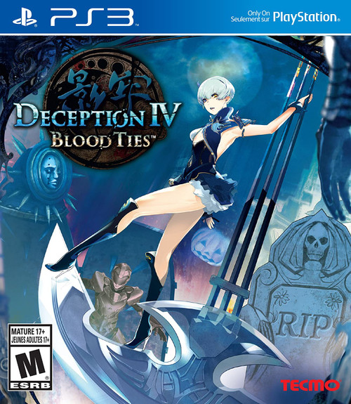 Deception IV: Blood Ties - PS3