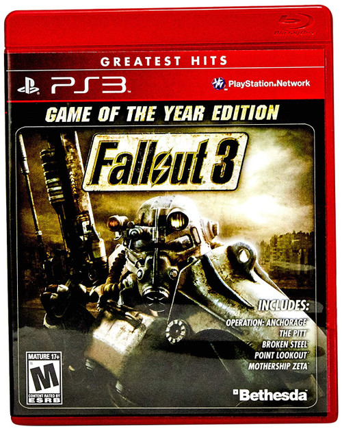 Fallout 3 - Game of the Year Edition- PS3