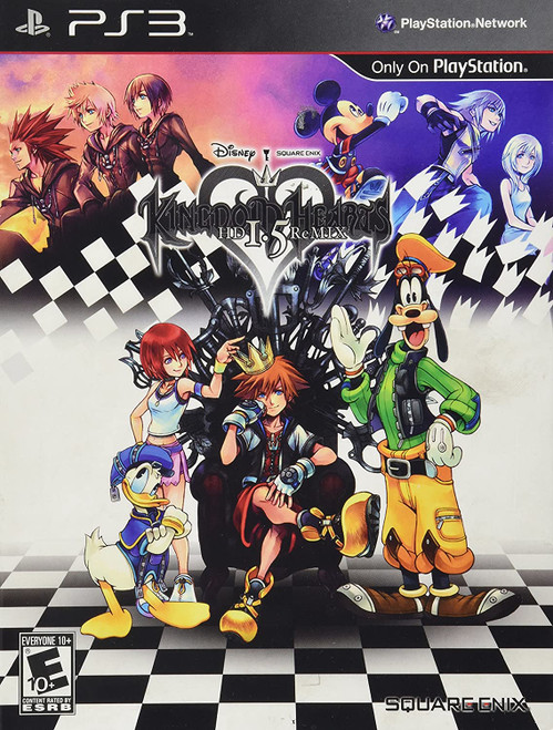 Kingdom Hearts -HD 1.5 ReMIX- (Limited Edition) PS3