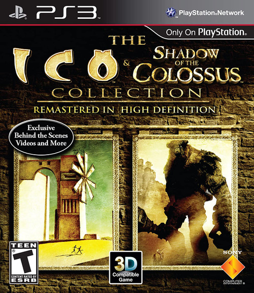 The ICO & Shadow of the Colossus Collection