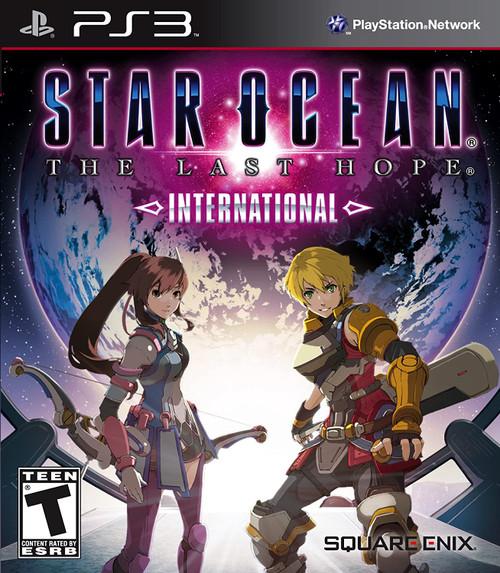 Star Ocean: The Last Hope -International-
