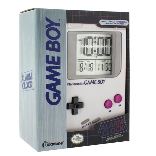 Game Boy Alarm Clock Version 2