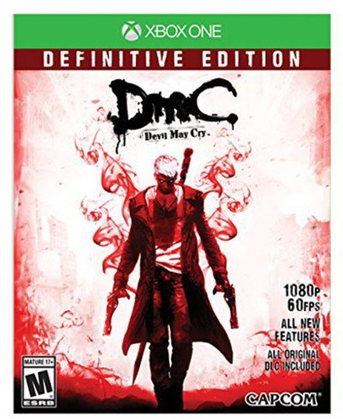 DmC: Devil May Cry -Definitive Edition-
