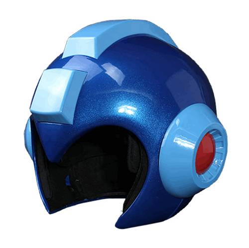 Capcom Mega Man Wearable Helmet Replica
