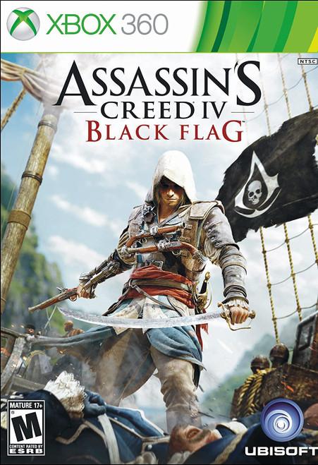 Assassin's Creed IV: Black Flag - Xbox 360