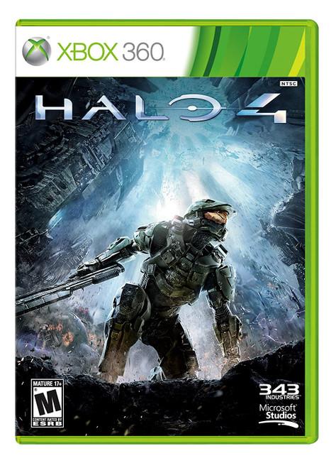Halo 4 - Xbox 360 - USED