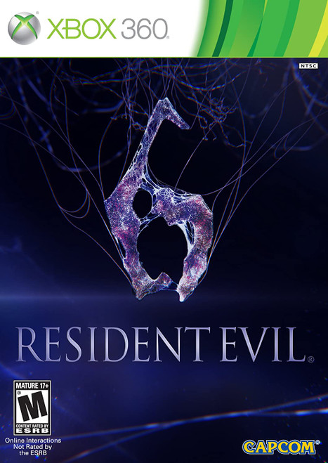 Resident Evil 6 - Xbox 360 - USED