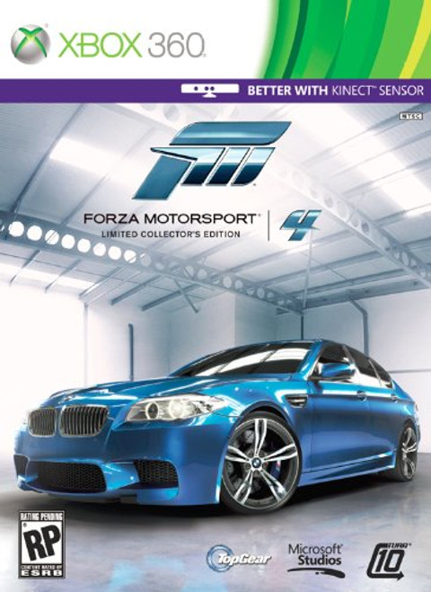 Forza Motorsport 4 - Limited Collector's Edition