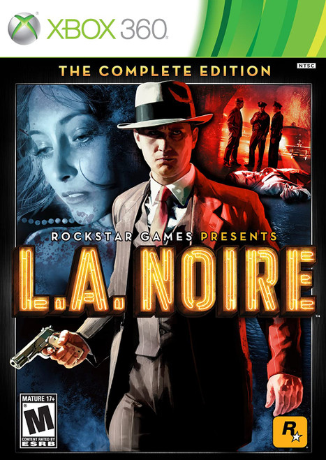 L.A. Noire - The Complete Edition - Xbox 360