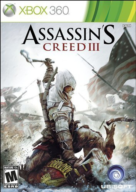 Assassin's Creed III - Xbox 360 - USED