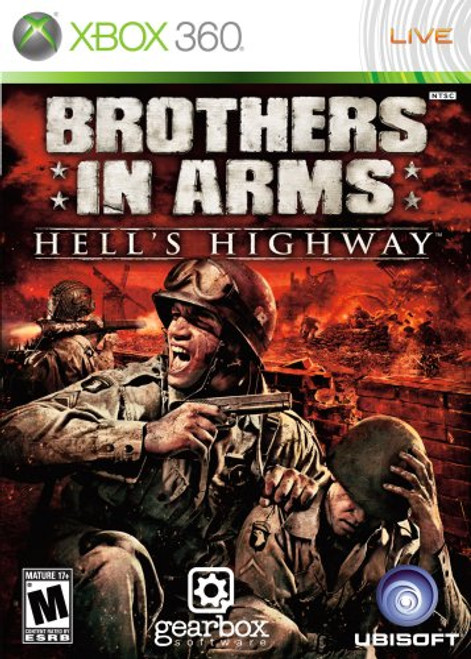 Brothers In Arms: Hell's Highway - Xbox 360 - USED