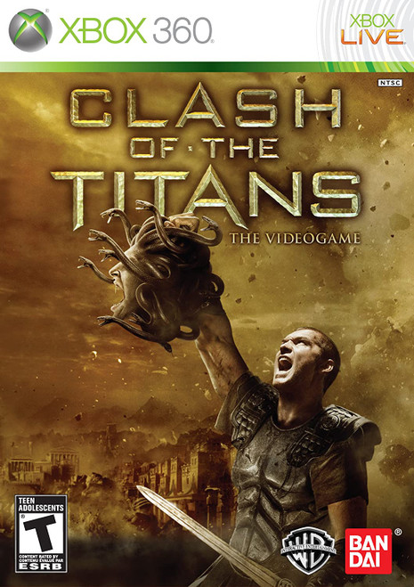 Clash of the Titans: The Video Game