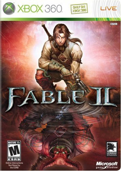 Fable II - Xbox 360 - USED