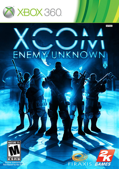 XCOM: Enemy Unknown - Xbox 360