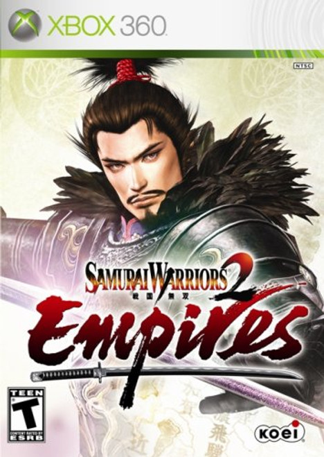 Samurai Warriors 2: Empires - Xbox 360
