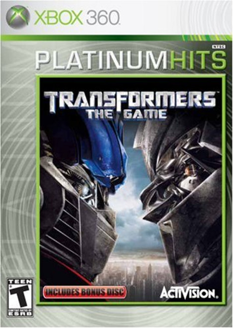 Transformers: The Game - Xbox 360