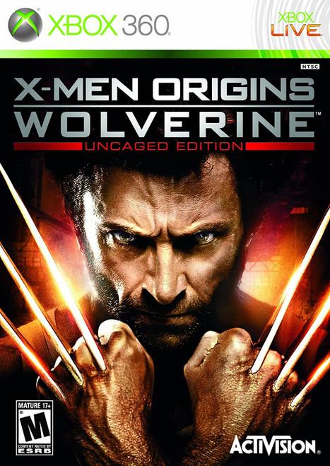 X-Men Origins: Wolverine - Xbox 360