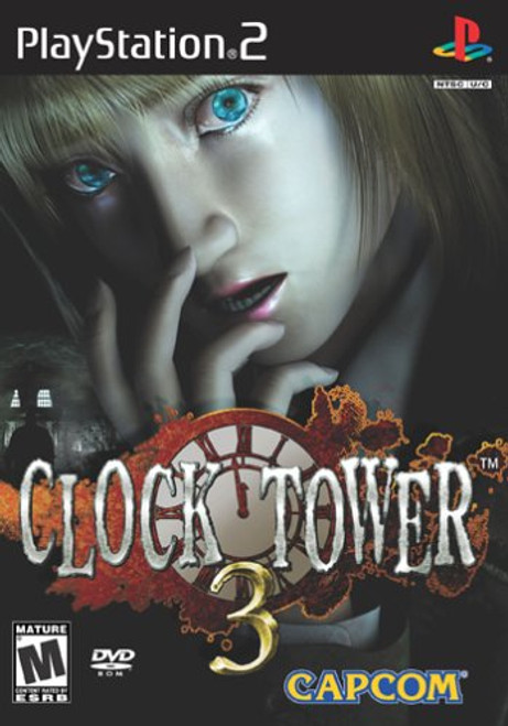 Clock Tower 3 - PS2 - NEW