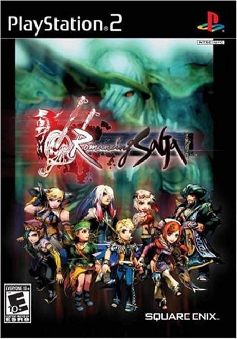 Romancing Saga - PS2 - NEW