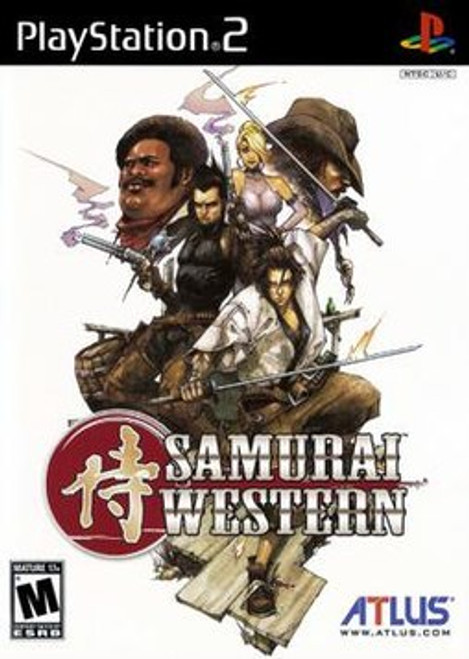 Samurai Western - PS2 - USED