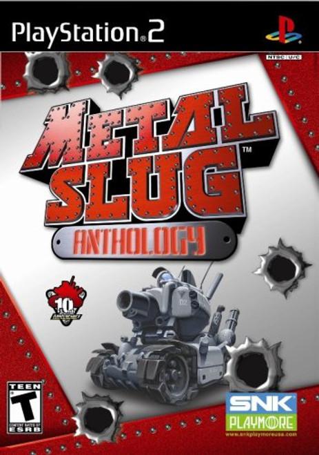 Metal Slug Anthology - PS2 - NEW