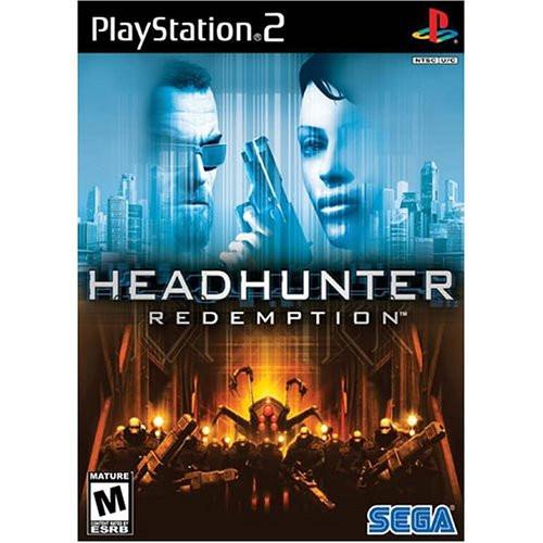 Headhunter: Redemption - PS2 - NEW