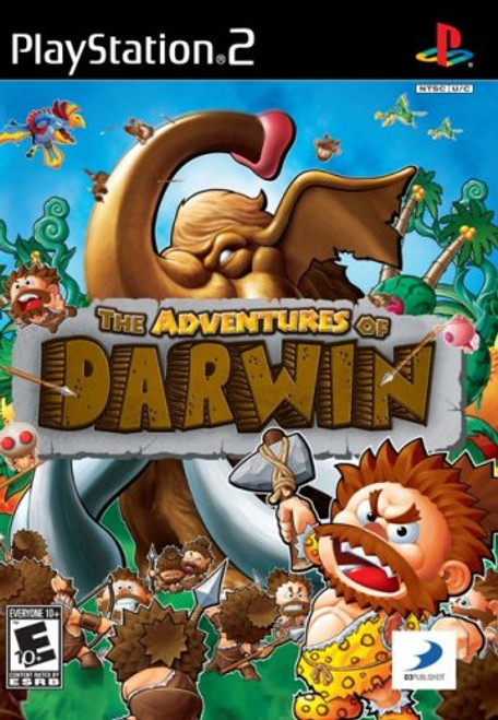 The Adventures of Darwin - PS2 - USED