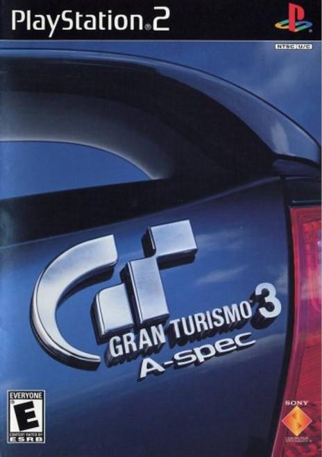 Gran Turismo 3 - PS2 - USED
