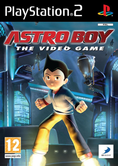 Astro Boy: The Video Game - PS2 - USED