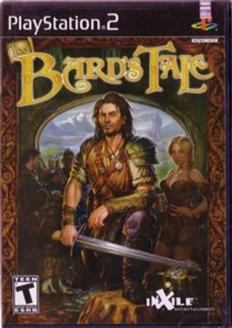 The Bard's Tale - PS2 - USED