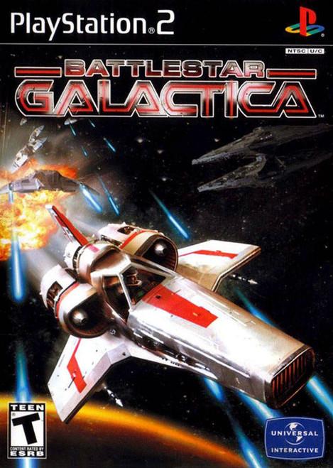 Battlestar Galactica - PS2 - USED