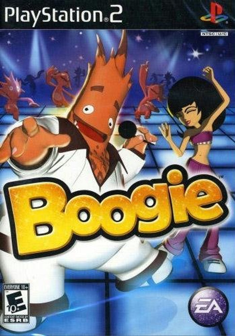 Boogie - PS2 - USED (GAME ONLY)