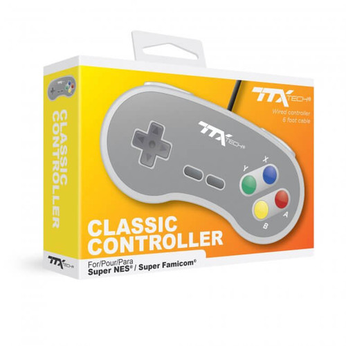 SNES Controller by TTX