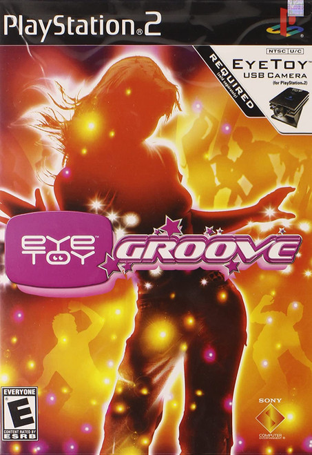 EyeToy: Groove - PS2 - USED
