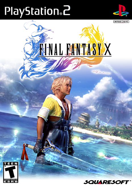 Final Fantasy X - PS2 - USED
