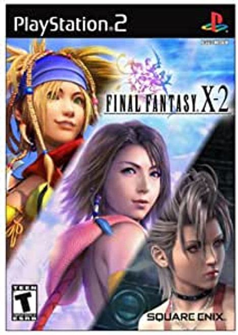 Final Fantasy X-2 - PS2 - USED