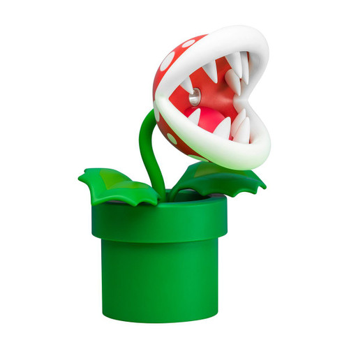 Piranha Plant Posable Lamp