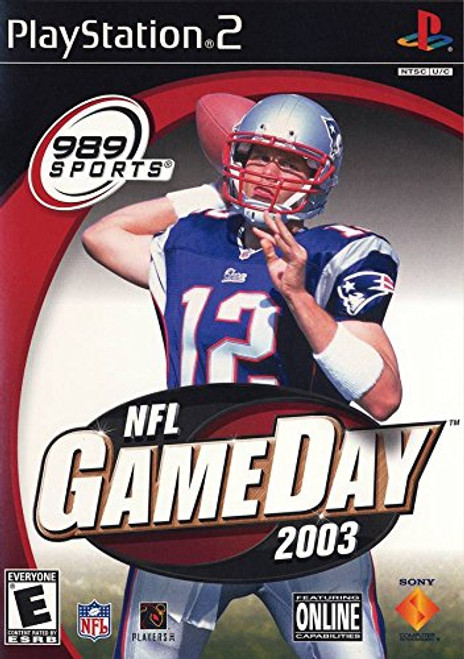 NFL Game Day 2003