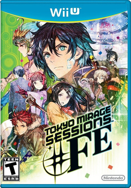 Tokyo Mirrage Session #FE - Wii-U