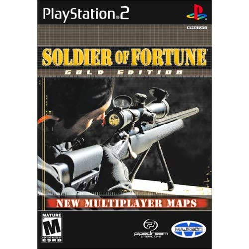 Soldier of Fortune - Gold Edition