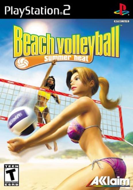 Summer Heat: Beach Volleyball