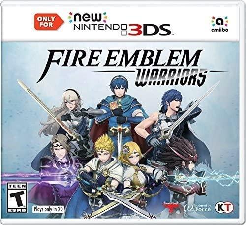 Fire Emblem: Warriors - New 3DS