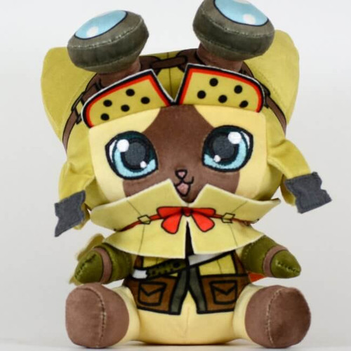 Stubbins Palico Monster Hunter World Plush