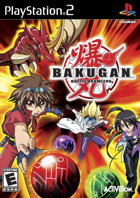 Bakugan: Battle Brawlers - PS2 - USED