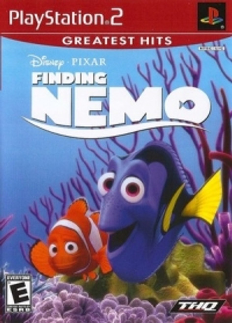 Finding Nemo - Greatest Hits - PS2 - USED