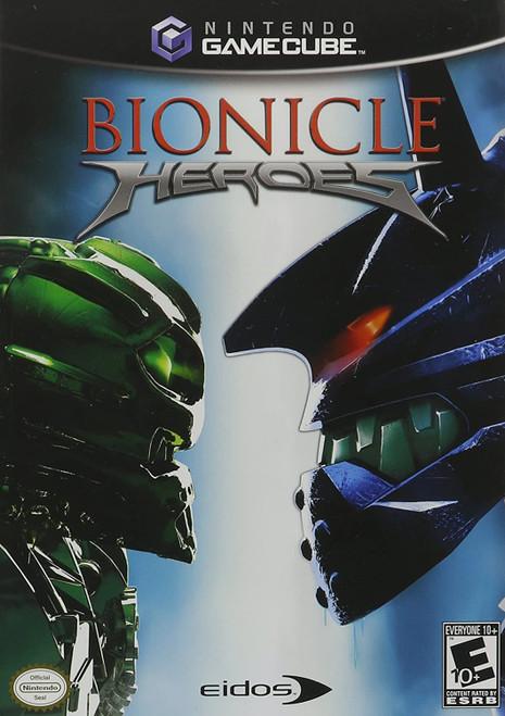 Bionicle: Heroes